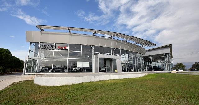 Audi Welcome Days στην «Παπαδόπουλος Α.Ε.», στη Λάρισα