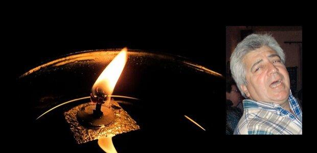 «Εφυγε» σε ηλικία 66 χρόνων ο Βολιώτης τραγουδιστής Αντώνης Μόσχος