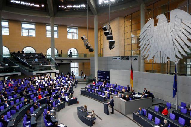 Γερμανία: Το Κοινοβούλιο ζητά από την κυβέρνηση να θέσει εκτός νόμου τους Γκρίζους Λύκους