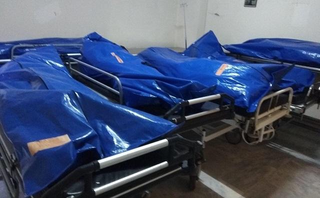 Φωτογραφίες σοκ από το Νοσοκομείο του Βόλου: Νεκροί από κορονοϊό εκτός ψυγείου