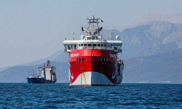 Συνεχίζονται οι τουρκικές προκλήσεις – Νέα Navtex για το Oruc Reis