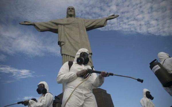 Ξεπέρασαν τα 6 εκατομμύρια τα κρούσματα στη Βραζιλία