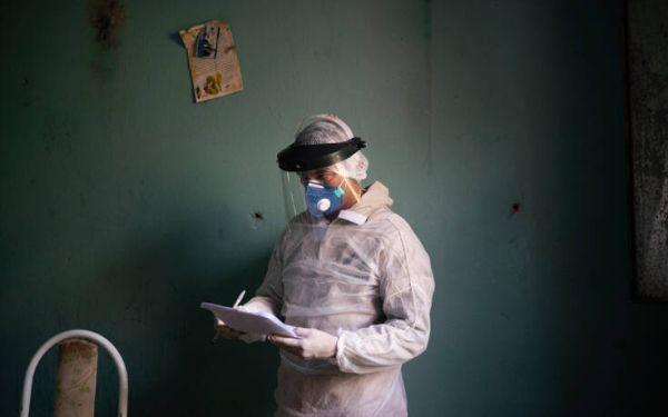 Περισσότερα από 32.000 κρούσματα στη Βραζιλία μέσα σε 24 ώρες