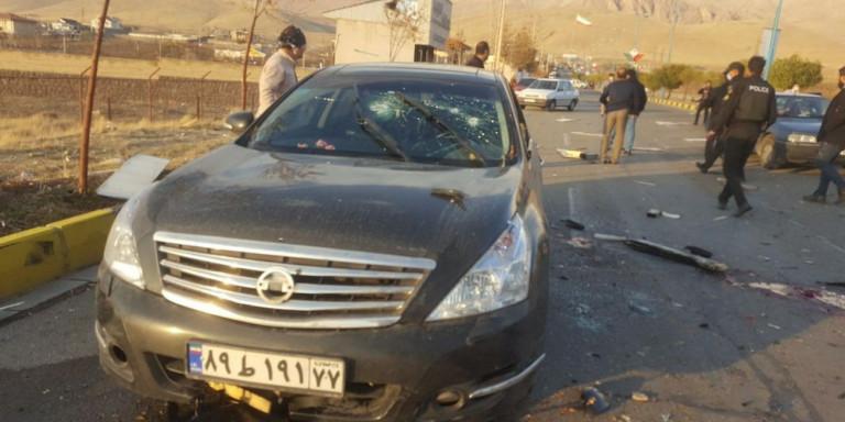 Ιράν: Δολοφόνησαν τον κορυφαίο πυρηνικό επιστήμονα, «πατέρα της ιρανικής βόμβας» [εικόνες]