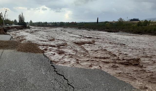 Έργα αποκατάστασης ζημιών από τον «Ιανό» ύψους 150 εκατ. € στην Θεσσαλία