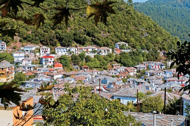 Το δρόμο Βένετο - Κουλούρι βελτιώνει η Περιφέρεια Θεσσαλίας