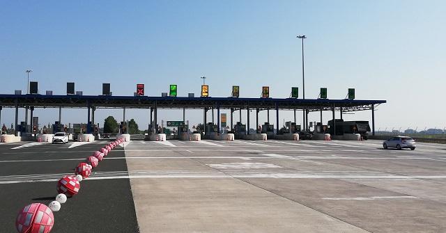 Μειωμένες οι τιμές διοδίων στον Αυτοκινητόδρομο Αιγαίου το 2021