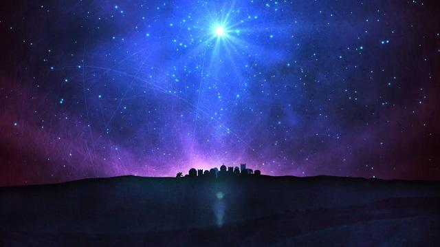 «Αστέρι της Βηθλεέμ»: Ορατό μετά από 800 χρόνια -Δείτε Live τη Μεγάλη Σύζευξη Δία και Κρόνου