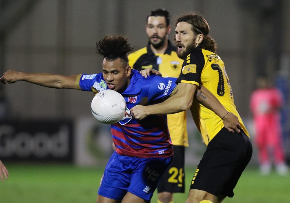 AEK-Bόλος ΝΠΣ: Επική ισοπαλία (2-2) στη Ριζούπολη