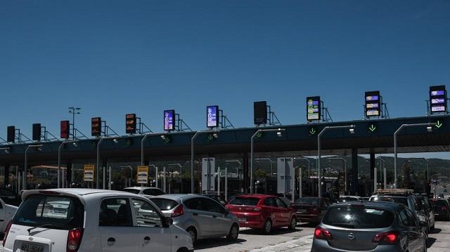 Διόδια: Νέες τιμές σε τέσσερις αυτοκινητοδρόμους