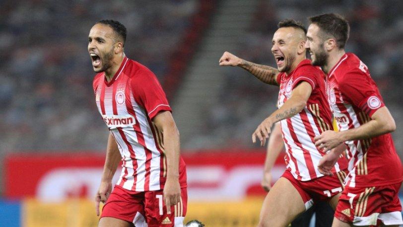 Super League: Ο Ολυμπιακός πήρε το ντέρμπι, 3-0 την ΑΕΚ