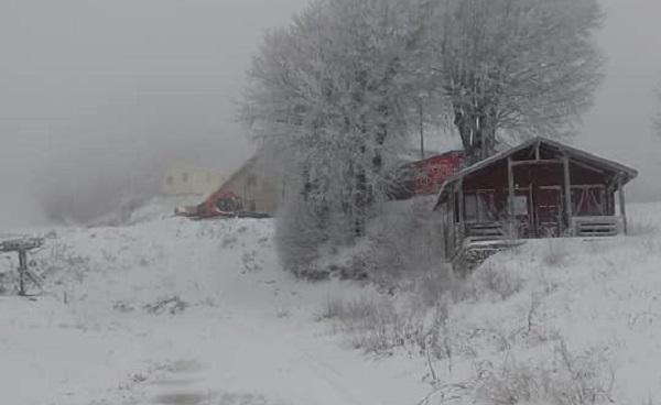 Κάμερες θα ελέγχουν το ύψος του χιονιού και τον παγετό στη Μαγνησία