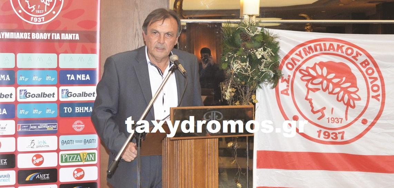 Νίκος Τσεκούρας: Βάσεις για άνοδο από Ολυμπιακό