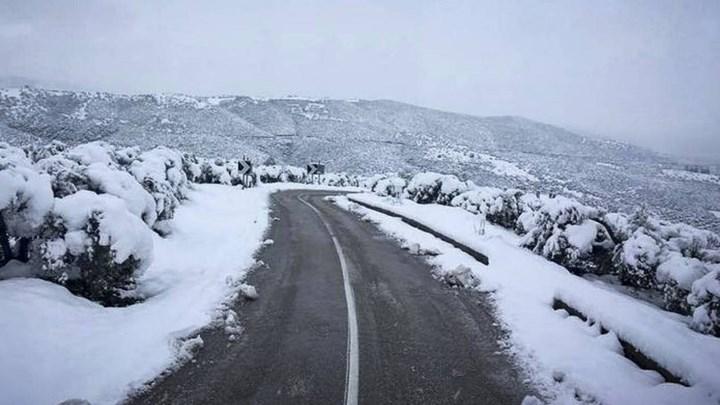 """""""Λέανδρος"""": Σε τρεις φάσεις η κακοκαιρία - Πού θα χιονίσει και πότε"""