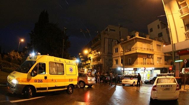 Θρίλερ στη Λάρισα: Γυναίκα εντοπίστηκε αιμόφυρτη σε διάδρομο πολυκατοικίας