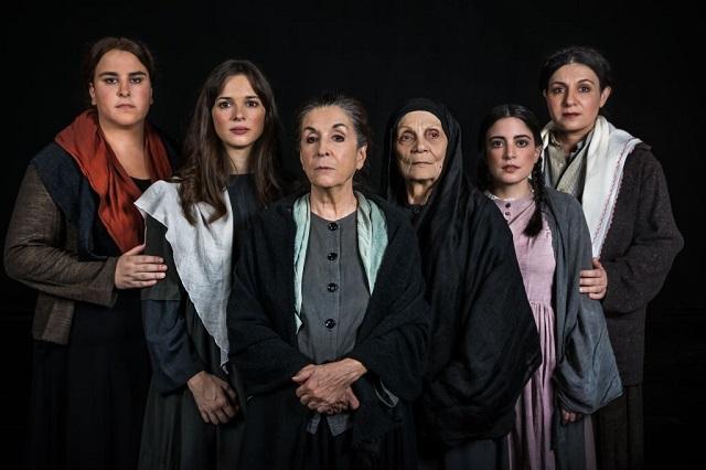 «Γυναίκες του Παπαδιαμάντη» σε σκηνοθεσία Πέτρου Ζούλια στην οθόνη μας