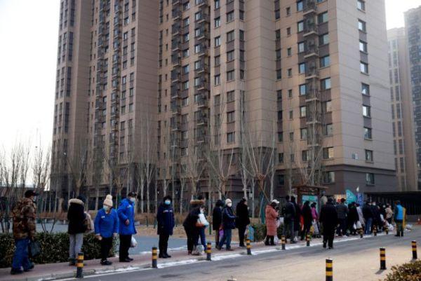Κίνα: Εντοπίστηκαν κρούσματα της βρετανικής μετάλλαξης του κοροναϊού και στο Πεκίνο