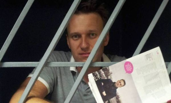 Ναβάλνι: Το νέο μήνυμά του από τη φυλακή - «Δεν προτίθεμαι να αυτοκτονήσω»