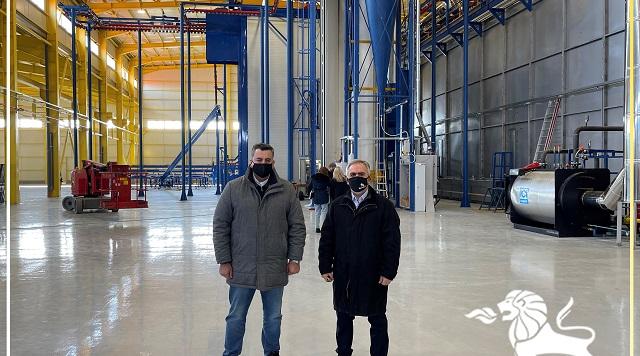 ΕΔΑ ΘΕΣΣ: Τροφοδότηση της νέας πρότυπης και καινοτόμου Επιχειρηματικής Μονάδας Αλουμινίου της Εταιρείας EXALCO