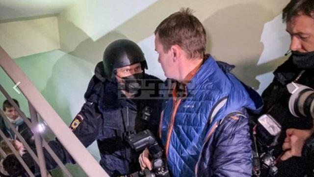 Ρωσία: Συνελήφθη ο αδελφός του Ναβάλνι -Νέες έρευνες της αστυνομίας σε σπίτια και γραφεία