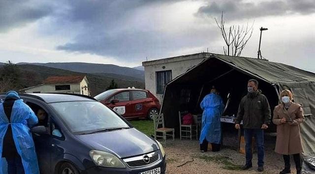 Προβληματισμός για τα ενεργά κρούσματα στον Δήμο Ρήγα Φεραίου