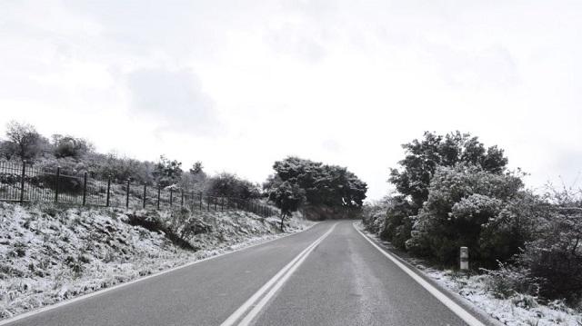 Κεντρική Οδός: Μέτρα για τους οδηγούς ενόψει της επιδείνωσης του καιρού
