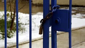 Κλειστά τα σχολεία αύριο στους δήμους Ρήγα Φεραίου & Ν. Πηλίου