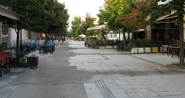 Τον Οκτώβριο η ανάπλαση του πεζόδρομου στο Βελεστίνο