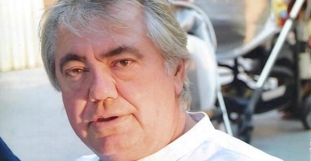 Έφυγε από τη ζωή στα 66 του ο πρώην διευθυντής της Εφορίας Λάρισας