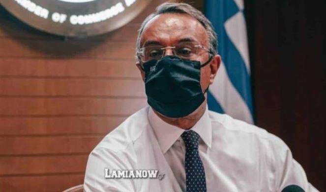 Σταϊκούρας: Δεν ξανανοίγει η πλατφόρμα για την επιστρεπτέα 1, 2 και 3