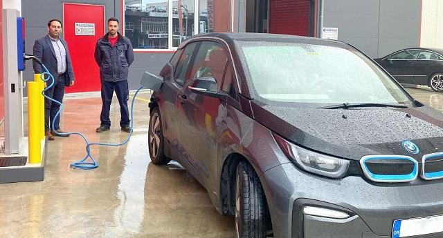 GAS GROUP PELAGIADIS: Πρώτος σταθμός φόρτισης ηλεκτροκίνητων οχημάτων στον Βόλο