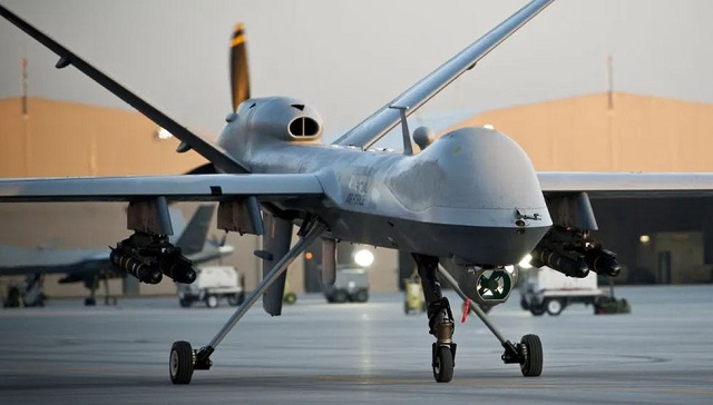 Από την 1η ΤΑΞΑΣ θα επιχειρούν αμερικανικά drones σε Βαλκάνια και Μεσόγειο