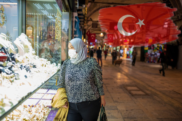 Ξανά πάνω από 40.000 τα ημερήσια κρούσματα στην Τουρκία παρά τις εξαγγελίες Ερντογάν