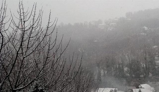 Ανοιξη με …χιόνι στο Πήλιο!