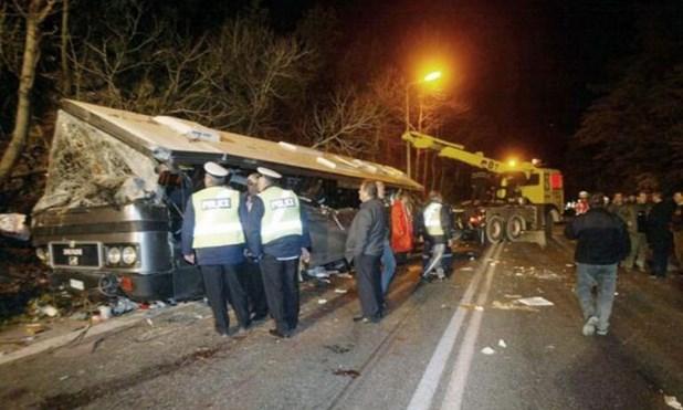 13 Απριλίου 2003: 18 χρόνια από τη τραγωδία στα Τέμπη