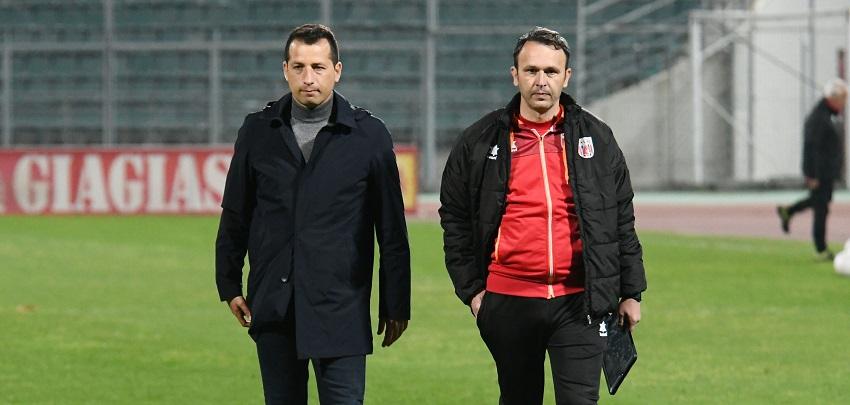 ΝΠΣ Βόλος: Ο Μπράτσος αναλαμβάνει προπονητής στα υπόλοιπα παιχνίδια