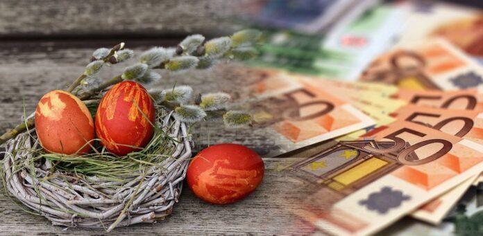 Δώρο Πάσχα 2021: Πότε θα γίνει η καταβολή και πώς υπολογίζεται