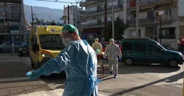 Νέος θάνατος από κορονοϊό στο Νοσοκομείο Βόλου- 70 οι νοσηλευόμενοι