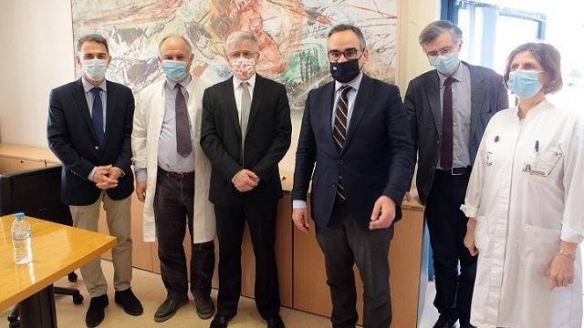 Ηρθε στην Ελλάδα το ισραηλινό φάρμακο κατά του κορονοϊού -Ο Τσιόδρας ανέλαβε τις δοκιμές