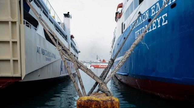 ΠΝΟ: 24ωρη πανελλαδική απεργία σε όλα τα πλοία στις 6 Μαΐου
