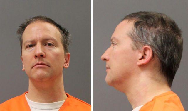 Δολοφονία Φλόιντ: Νέα δίκη ζήτησε ο αστυνομικός Ντέρεκ Σόβιν