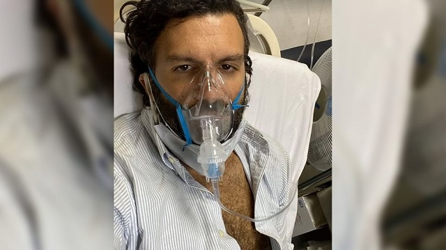 Στο νοσοκομείο σεφ μετά από φωτιά στο κατάστημά του