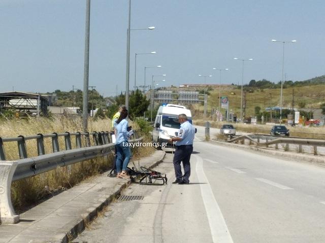 Συνελήφθη ο οδηγός που παρέσυρε, σκότωσε και εγκατέλειψε ποδηλάτη στον Βόλο