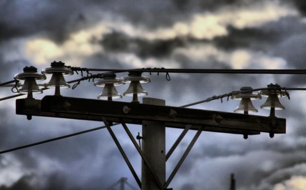Blackout στον Βόλο παρέλυσεμεγάλο τμήμα της πόλης