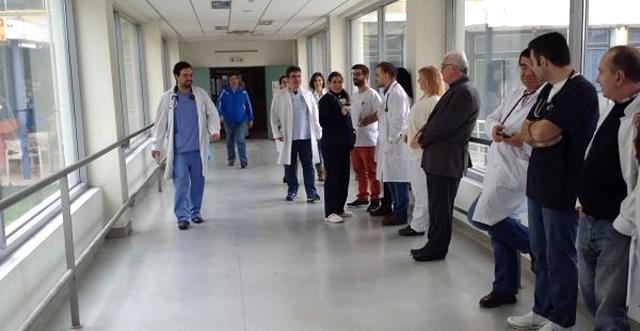 Αίτημα για ενίσχυση  με επιπλέον γιατρούς  από τη διοίκηση του Νοσοκομείου