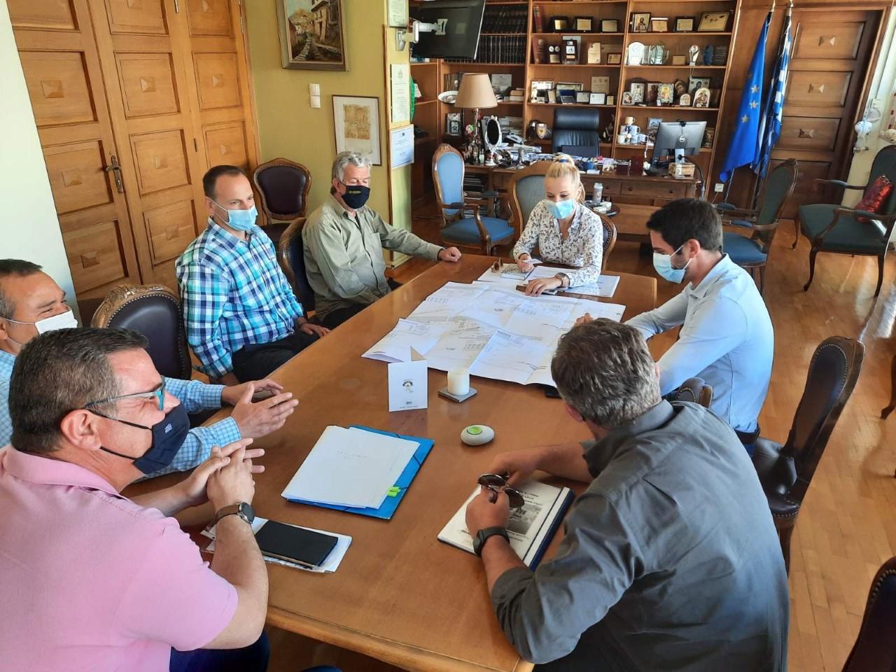 Ξεκινούν οι εργασίες αποκατάστασης  του Ιερού Ναού Αγίου Νικολάου Βόλου