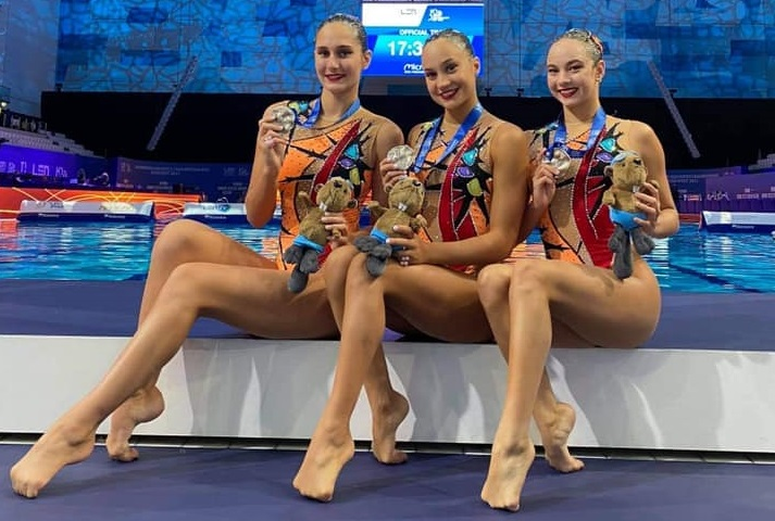 Ευρωπαϊκό μετάλλιο για τρεις Βολιώτισσες