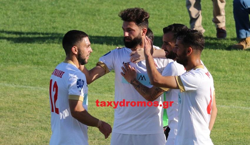 Επιτέλους νίκη 3-0 ο Ολυμπιακός Βόλου αλλά αποχώρηση Τσιμπανάκου