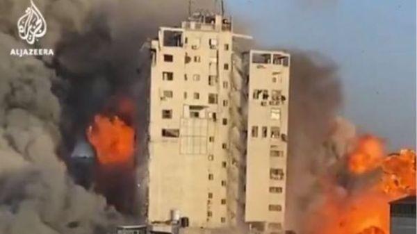 Ισραήλ: Βομβαρδίζει κτίρια που στεγάζουν ΜΜΕ