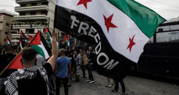 Η Ευρώπη διαδηλώνει υπέρ της Παλαιστίνης